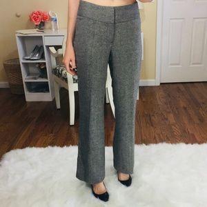 Banana Republic 100% Wool Grey Wide Leg Pants | 2